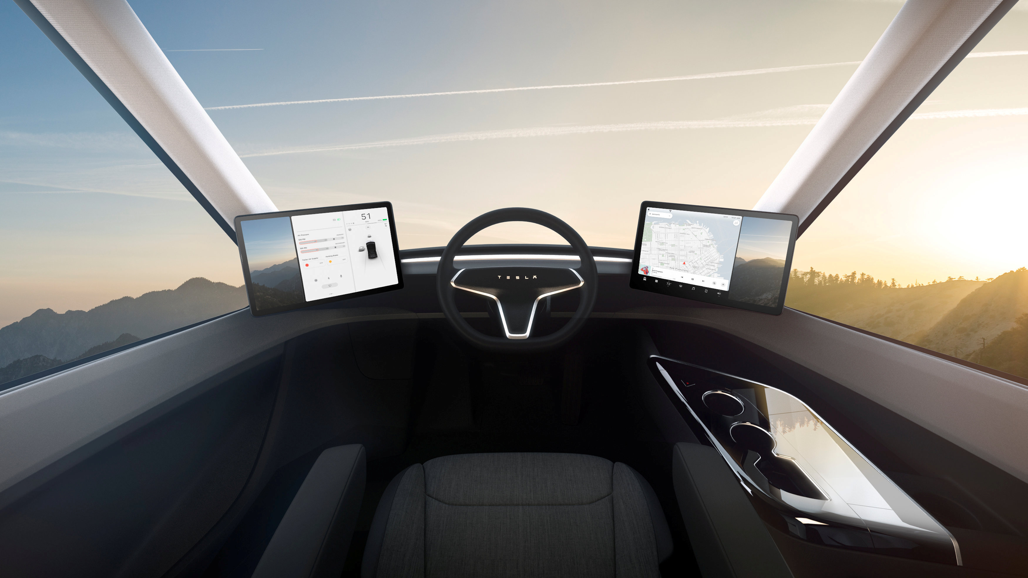 ... Elon Musk Unveils New Tesla Roadster Sets Twitter Alight Sputnik ...