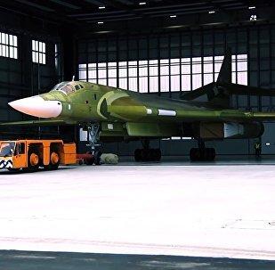 Russia Unveils Its Modernized Tu-160 Bomber