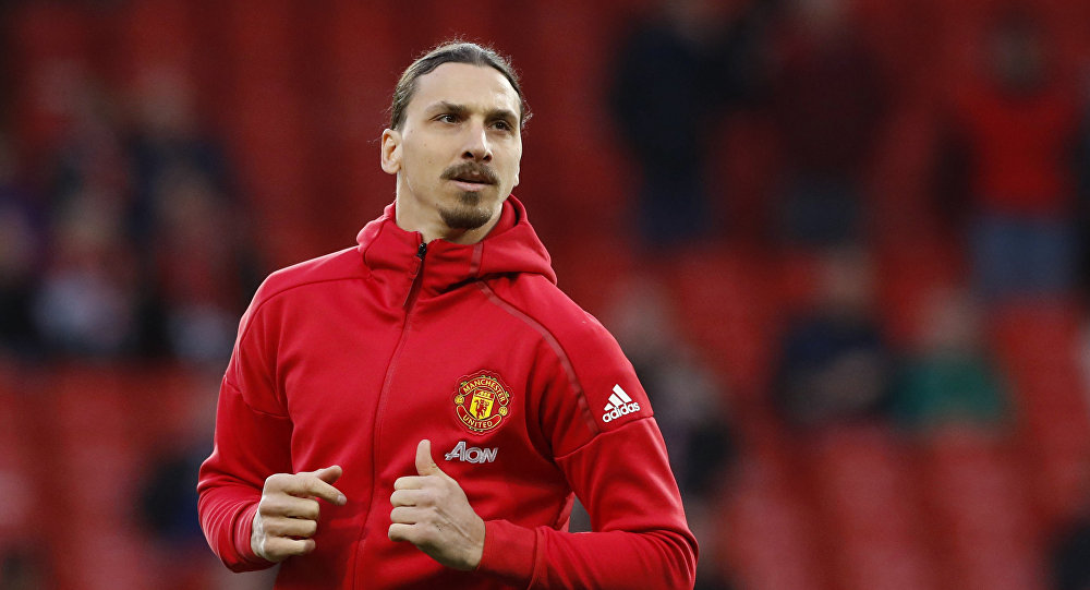Man Utd veteran Ibrahimovic turns on Swedish media in stunning attack