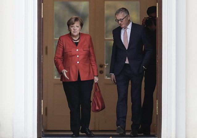 Bundeskanzlerin Angela Merkel (Archiv)