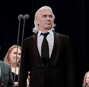Dmitri Hvorostovsky performs in St. Petersburg (File)