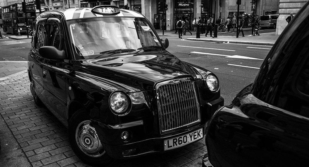 London black cab