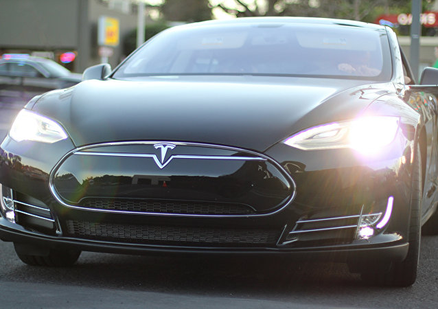 Tesla Model S (photo used for illustration purpose)