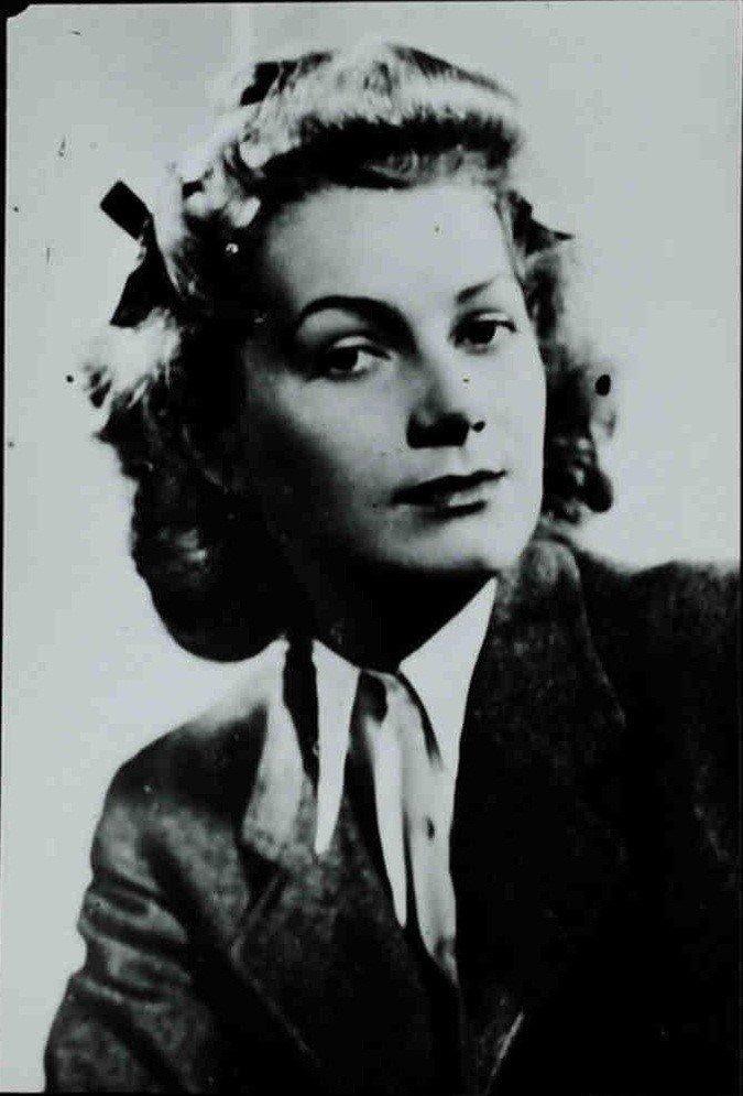 Model Gisela Klein