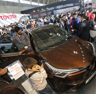 Vroom! Tehran Hosts 2017 International Auto Show