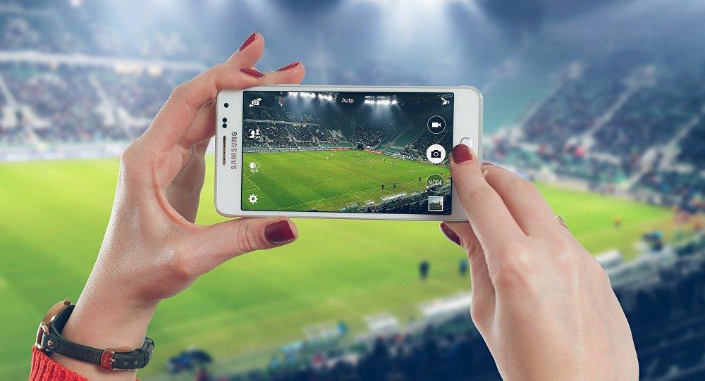 Football phone