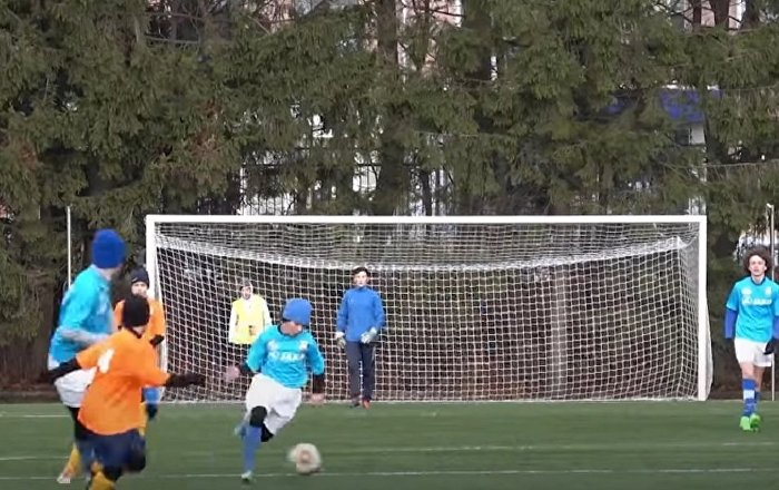 24-Hour-Long Football Match Held In Kaliningrad