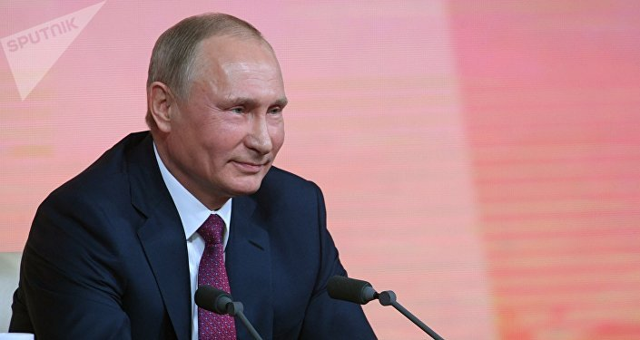 RUSSIA: Putin says USA sanctions list targets all Russians