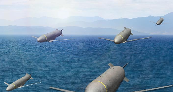Lockheed's Swarm Missiles