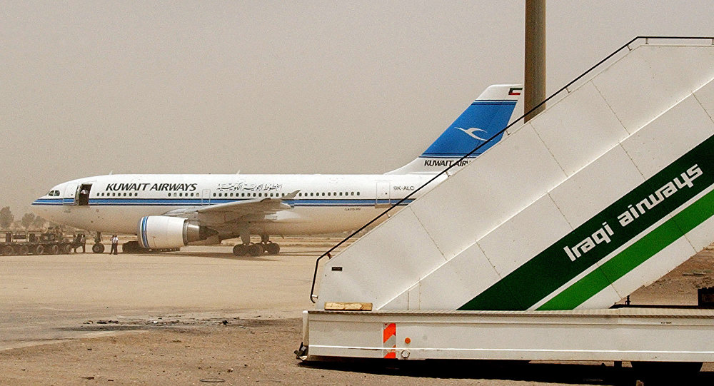 Kuwait Airways suspends flights to Lebanon amid United States threat to attack Syria