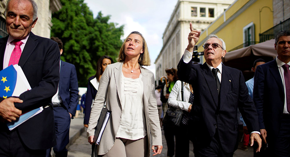 Mogherini: EU to Remain Cuba's 'Reliable' Partner after US Policy Shift