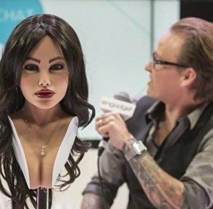 Harmony sexbot inventor unveils new personality Solana