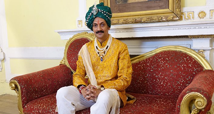 Prince Manvendra Singh Gohil, India's only openly gay prince, is throwing open his palace to vulnerable people of the LGBT community in his home state of Gujarat, India