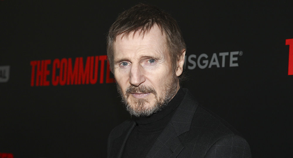 Liam Neeson says harassment allegations in entertainment industry have become