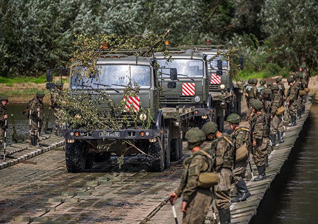 Russian Engineering Troops