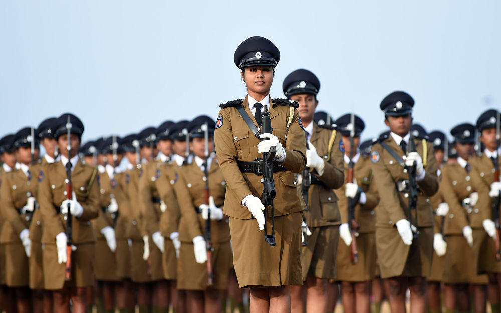 Girl Power: Female Cops Across the World