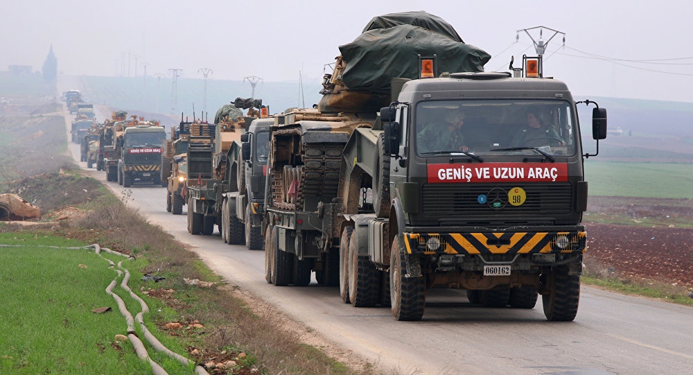 Turkish soldier killed and five wounded in rocket and mortar attack