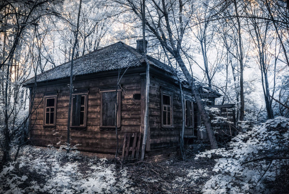 Greetings, Stalker: Chernobyl Exclusion Zone Portrayed in a New Light