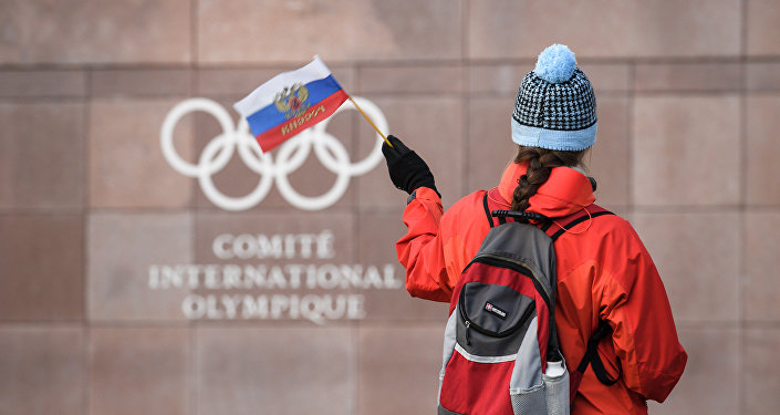 Olympics not 'tainted' by Russian doping, says Bach