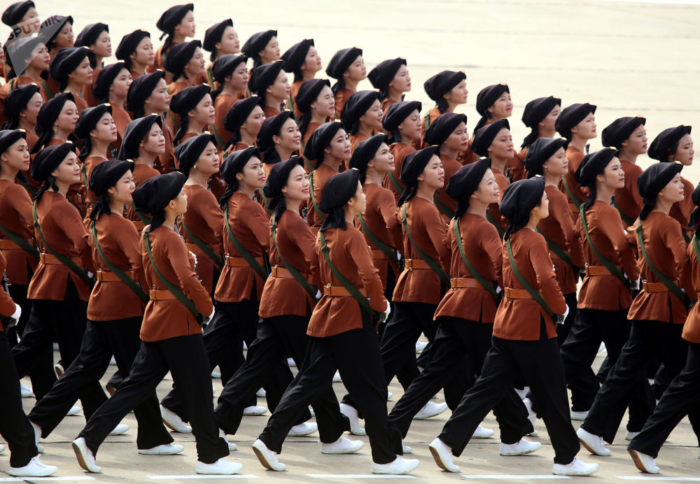 A Look at Military Parades Around the World