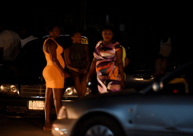 Some female migrants arriving in Europe from Nigeria are forced to become prostitutes