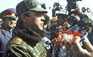 Lieutenant General Boris Gromov, commander of the restricted contingent of Soviet troops in Afghanistan
