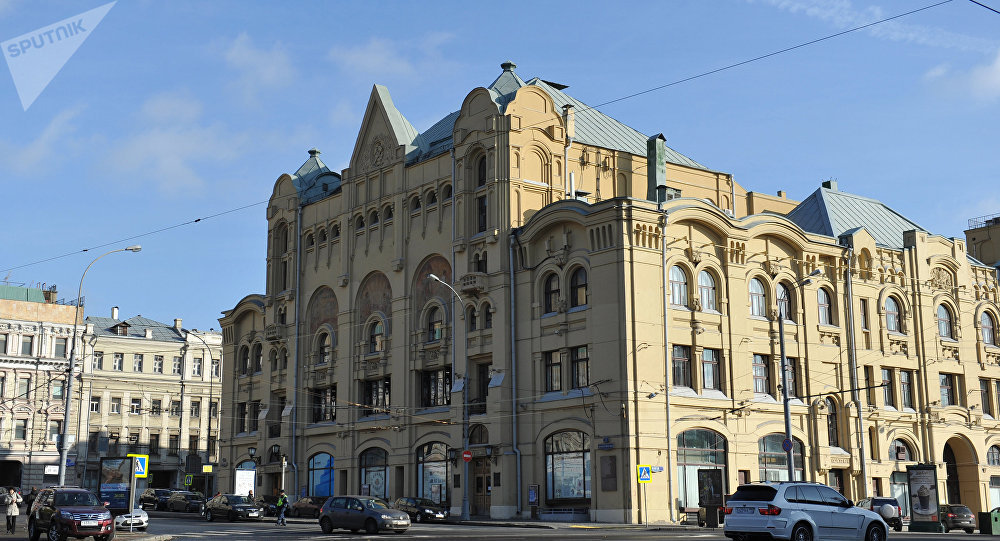 b47790c7ecab 1 Killed, 2 Injured as Floor Caves in at Moscow s Polytechnic Museum ...