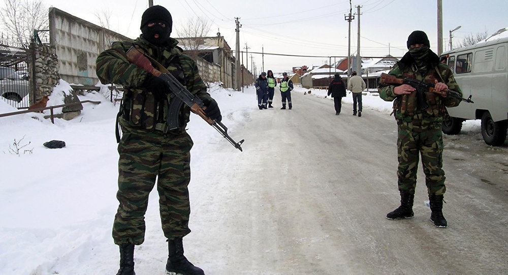 Five dead in Dagestan church shooting