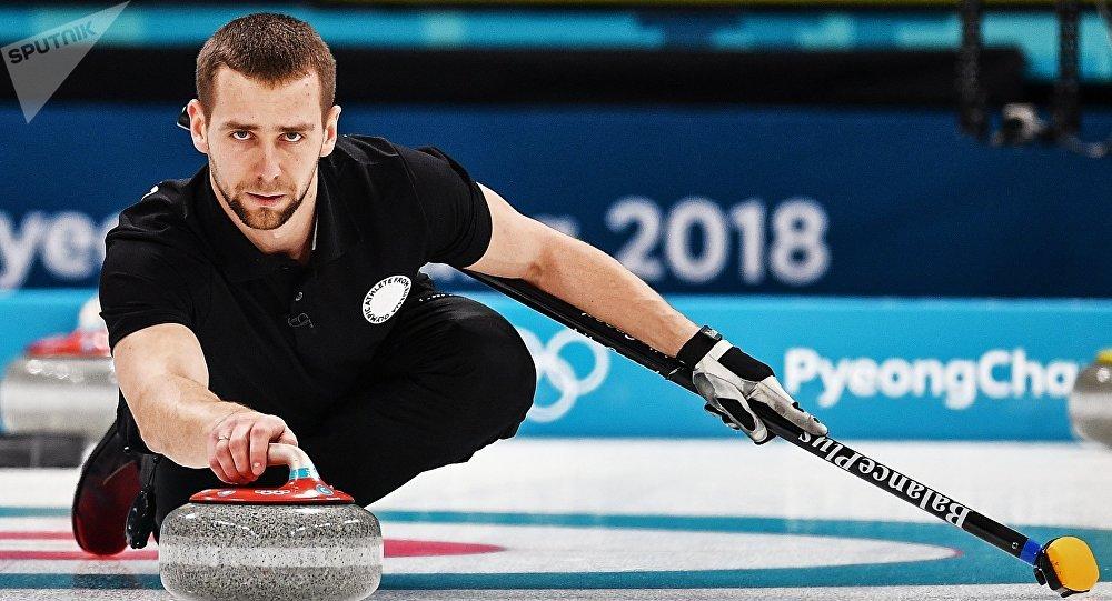 Olympic Athlete from Russia Alexander Krushelnitsky (File)