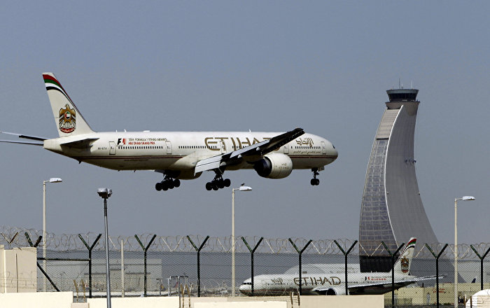 US Warns Airlines Risk Being 'Misidentified' Flying over Persian Gulf