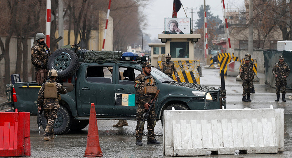 Multiple Casualties in Blast Near Mosque in Afghan City of Herat