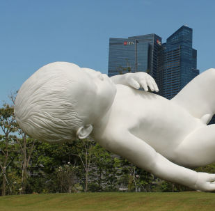 Up, Up and Away: Sculptures That Defy Gravity Around the World