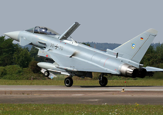 Eurofighter Typhoon S Germany Air Force