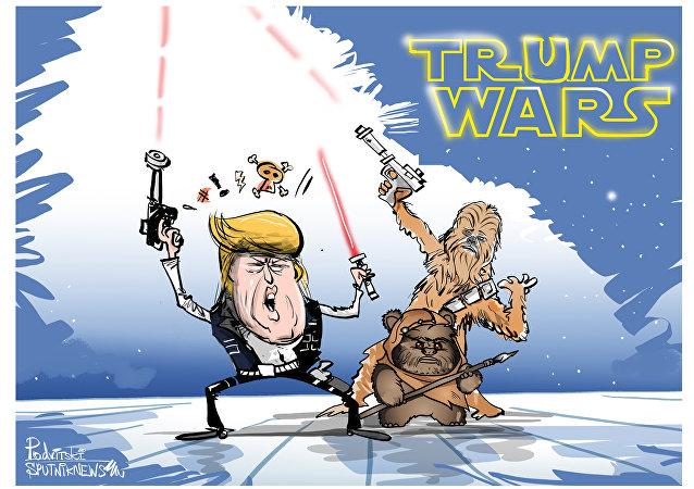 Star Wars Trump Style
