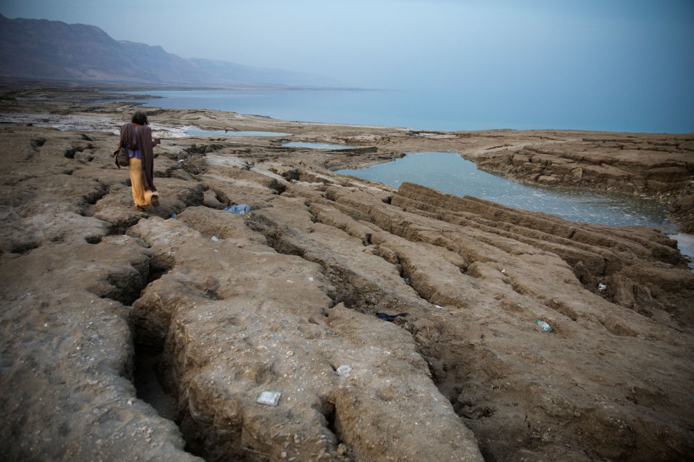 The Dead Sea, the Pearl of the Middle East