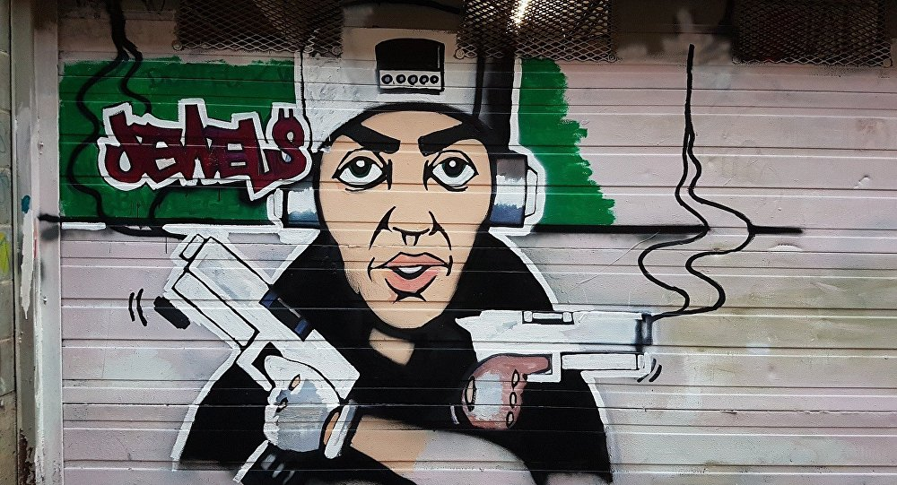 Half of all London gun crime and 20 percent of knife crime is attributed to gangs