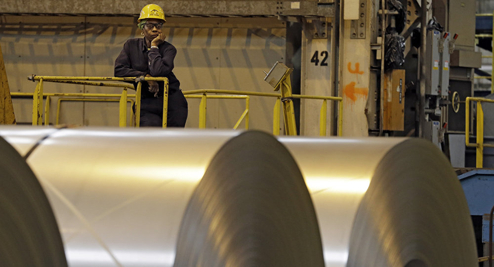 Trump Tariff Plan Would Kill Steel Jobs in America - Republican Senator