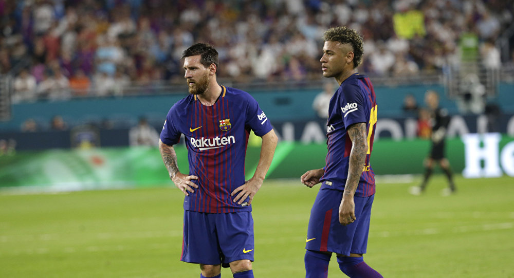 Good Ol   Messi s Shadow   Neymar Reportedly Mulls Returning to Barca From  PSG 1c727c4a9d4