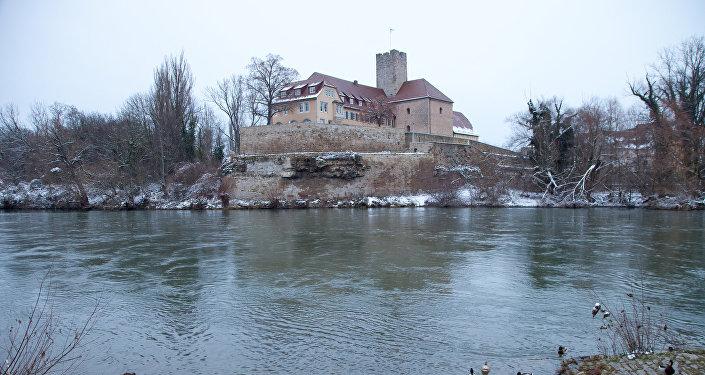 Town Hall, Lauffen am Neckar