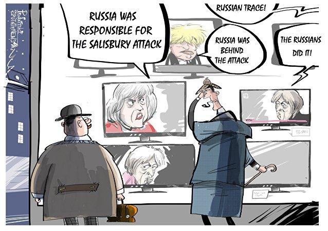 Russians Did It