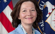 Gina Haspel, a veteran CIA clandestine officer picked by U.S. President Donald Trump to head the Central Intelligence Agency, is shown in this handout photograph released on March 13, 2018