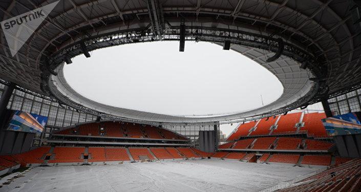 Yekaterinburg Arena stadium