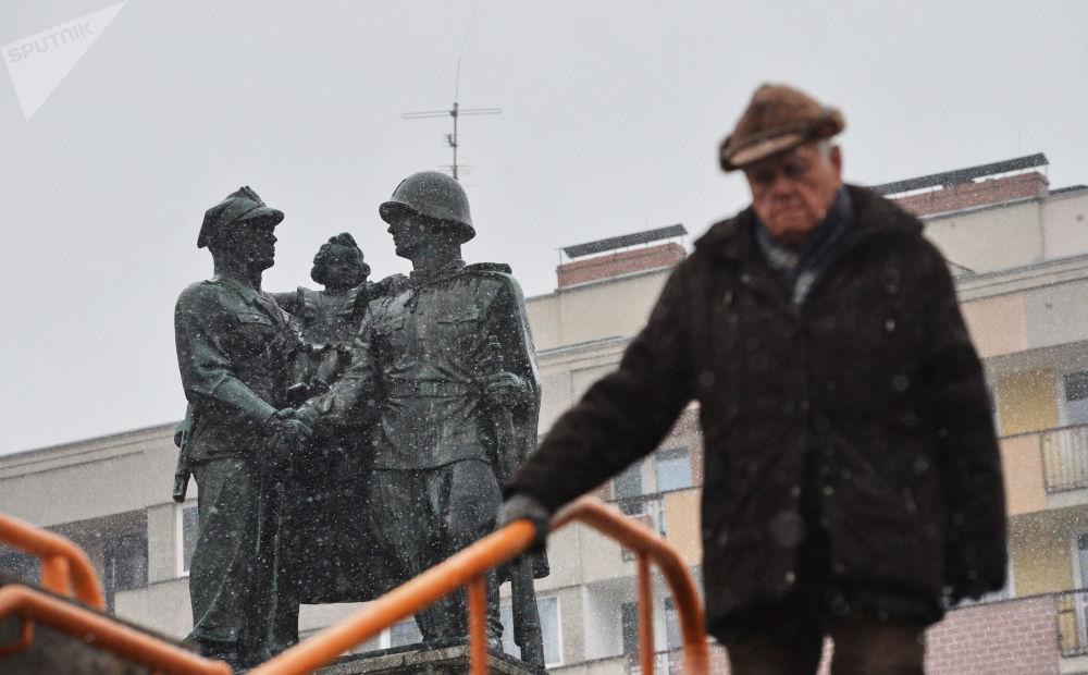 Soviet Military Memorials in Poland