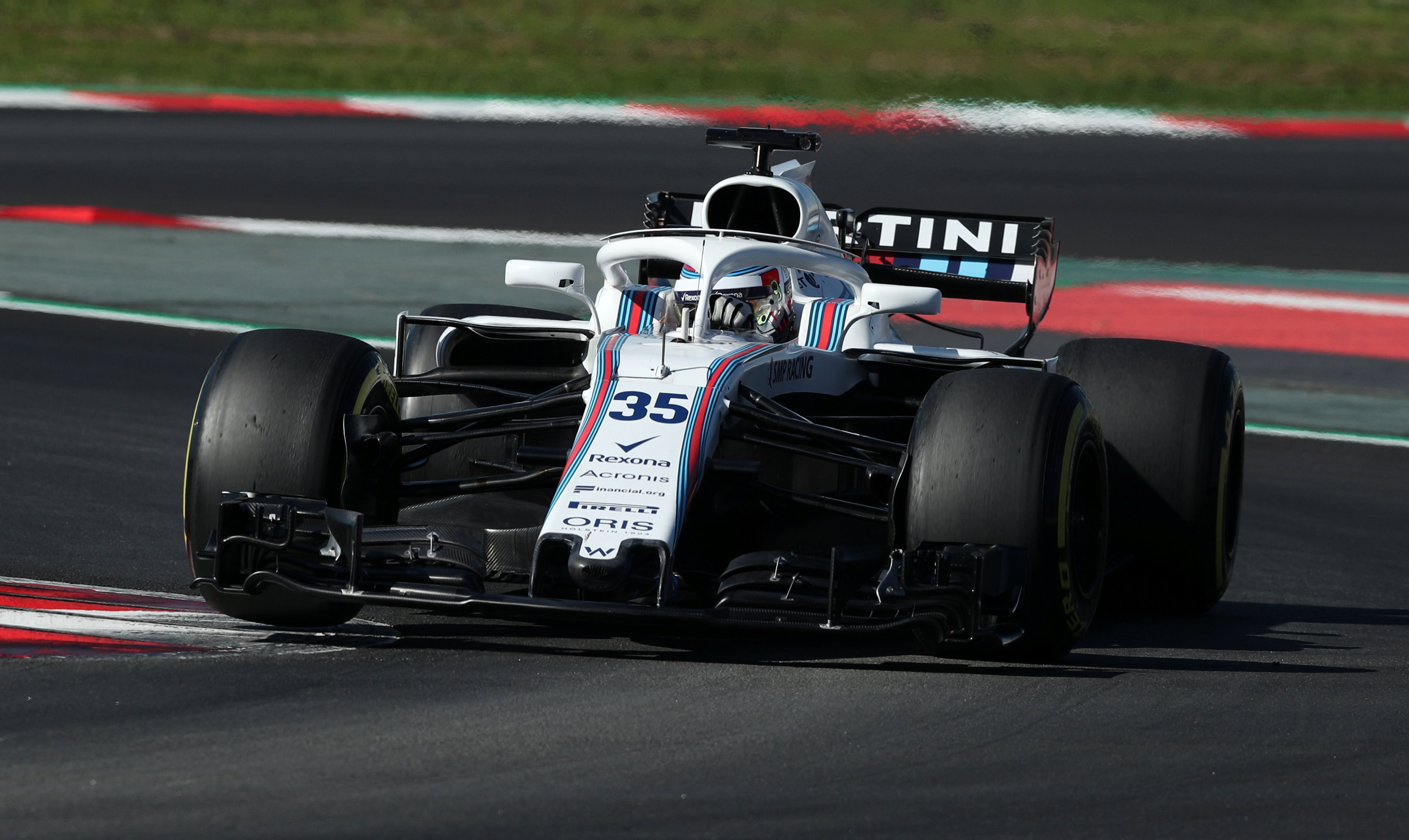 f1 williams 39 paddy lowe defends sergey sirotkin he 39 s the best choice for us sputnik. Black Bedroom Furniture Sets. Home Design Ideas