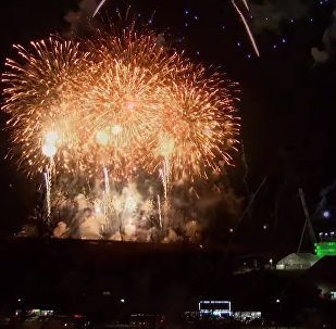 PyeongChang 2018: Fireworks at Paralympics Closing Ceremony
