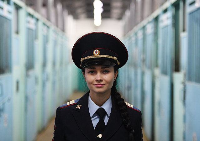 Women in the Russian Police