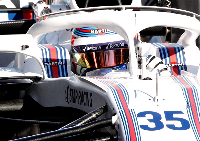 Formula One F1 - Australian Grand Prix - Melbourne Grand Prix Circuit, Melbourne, Australia - March 23, 2018 Williams' Sergey Sirotkin during practice