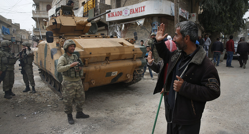 Kurdish militants kill six Turkish militia men in attack