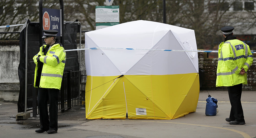 Porton's novishock: Experts can't trace source of nerve agent