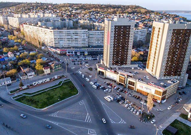 A view of Saratov. File photo